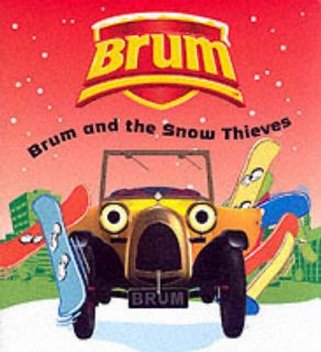 Sally Byford Brum and the Snow Thieves Book
