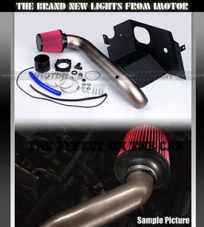 RAM 1500/2500/3500 5.7L V8 HEMI GUNMETAL COLD AIR INTAKE SYSTEM KIT