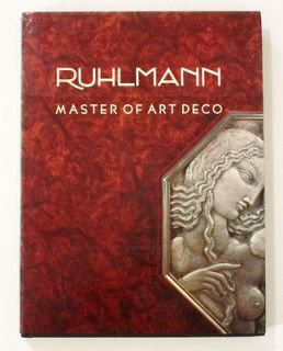RUHLMANN French Art Deco Furniture Textile Lighting INTERIOR