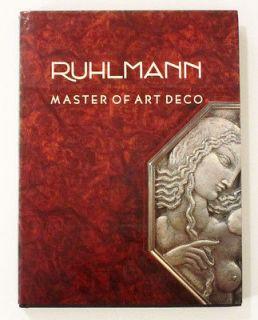 RUHLMANN French Art Deco Furniture Textile Lighting INTERIOR