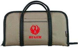 Allen Company Ruger Embroidered Logo Attache Carrying Case 15 Inch