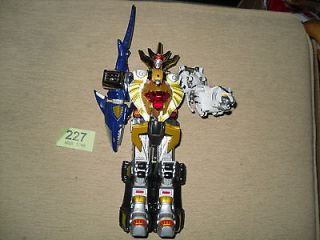 Power Rangers Wildforce deluxe Megazord full shark zord