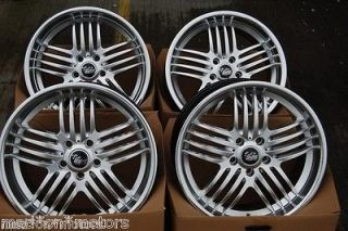 19 ALPINA DEEP DISH ALLOY WHEELS FITS VW VOLKSWAGEN TRANSPORTER T5