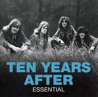TEN YEARS AFTER   ESSENTIAL 2012 [CD NEW]
