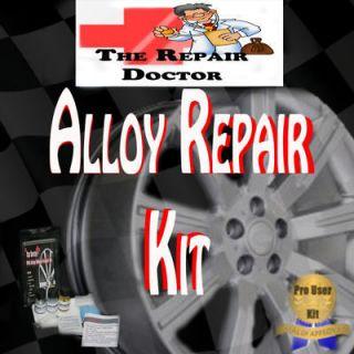 BMW ALLOY WHEEL & RIM Scuffs Repair Kit CAR ACCESSORIES SCRATCH
