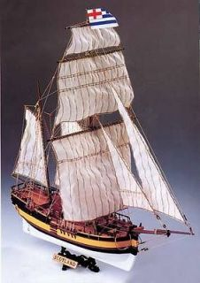 COREL SCOTLAND Baltic Ketch Yacht wood ship model kit NEW