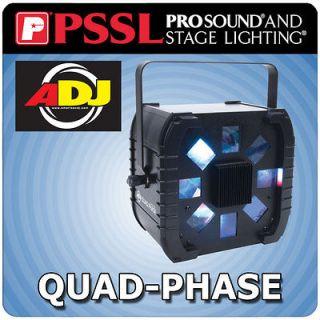 American DJ Quad Phase LED Moonflower Effect LED Effect Light