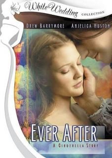 Ever After A Cinderella Story (DVD, 2009, Wedding Faceplate)