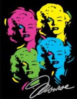 MARILYN MONROE Andy Warhol Cool Funny Sweatshirt Hoddie