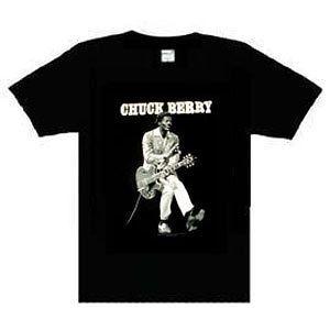 Chuck Berry Duck Walk music t shirt S XL NEW