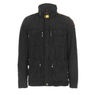 PARAJUMPERS M DESERT 541 BLACK JACKET COAT