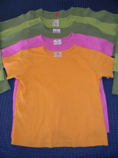 Hanna Andersson Girls 140/150 10 12 Power of a Great T Shirt Long
