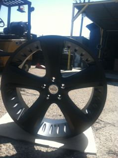 American Racing Dodge Charger rims