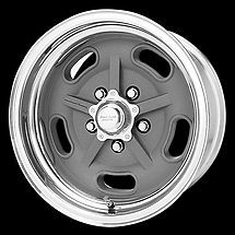 AMERICAN RACING SALT FLAT (1) 15X7 ALL SIZES AVAILABLE FREE LUGS AND