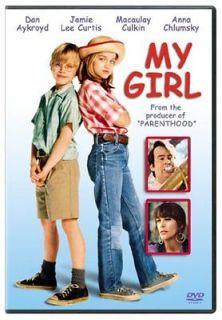 My Girl (DVD, 1998) Macaulay Culkin, Jamie Lee Curtis BRAND NEW SEALED