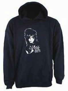 Black Veil Brides Andy Sixx six Hoodie 100% official Hoody xLARGE xL