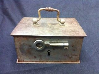 Antique Safes & Still Banks