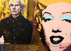 New York NY Steve Kaufman Pop Art SAK Warhol Style