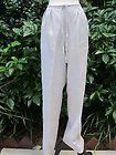 Ann Taylor Womens Linen Pant 12
