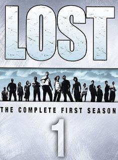 Lost   The Complete First Season (DVD, 2005, 7 Disc Set)