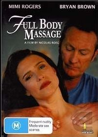 FULL BODY MASSAGE (DVD) MIMI ROGERS   BRYAN BROWN