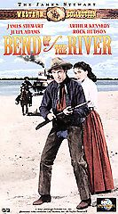 River (SEALED Video) James Stewart, Western (Director Anthony Mann