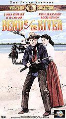 River (SEALED Video) James Stewart, Western (Director Anthony Mann