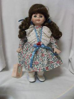 Carol Anne Doll JOY Porcelain Musical Plays Playground in my Mind