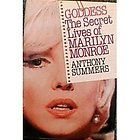 Marilyn Monroe   hardcover   Goddess by Anthony Summers