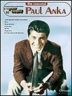 ESSENTIAL PAUL ANKA EASY PIANO SHEET MUSIC SONG BOOK