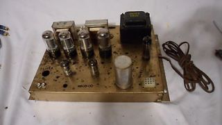 VINTAGE MAGNAVOX STEREO TUBE AMPLIFIER 636826 10