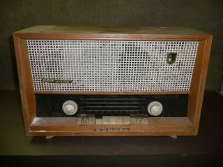 Vintage Grundig Shortwave Radio West Germany Parts or Repair