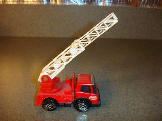 Old Vtg Antique Collectible TONKA Fire Truck Toy Made In Japan Ladder