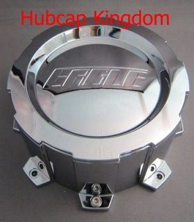 NEW EAGLE ALLOYS Custom Chrome Wheel Hub Center Cap 3225