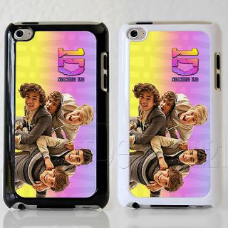 Apple iPod Touch 4th Gen One Direction Group Case Niall Harry Louis