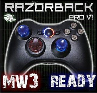 MW3 Modern Warfare 3 Razorback Rapid Fire Xbox 360 Modified Wireless