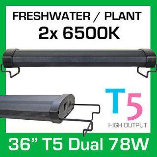 6500K Aquarium Light Strip 78W Plant Discus Freshwater Tropical Fish