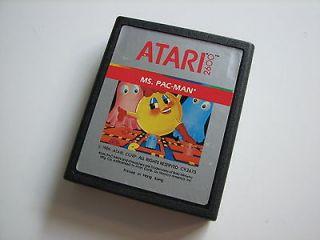 VINTAGE Atari 2600 Ms. Pac Man PacMan Pac Man Game Cartridge Only 1988