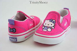Toddler VANS ASHER HELLO KITTY VN 0XGT738