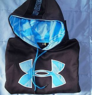 UNDER ARMOUR HOODIE WOMAN SZ MEDIUM COLDGEAR
