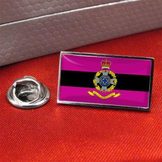 Royal Army Chaplains Department Flag Lapel Pin Badge/Tie Pin