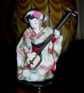 ASHTON DRAKE KIMONO JAPANESE CULTURE DOLL RETIRED