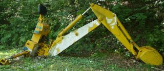 John Deere 9300 Backhoe Attachment for 450 550 650 Dozer or