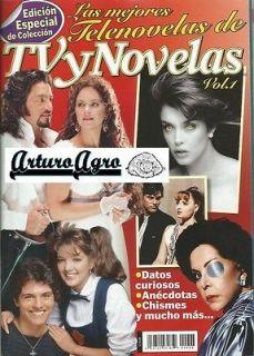 LUCERO THALIA EDUARDO PALOMO LUCIA MENDEZ EDITH GONZALEZ TV Y NOVELAS