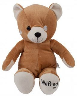 Toy TV Show Wilfred Best Friend Bear Stuffed Teddy Dog Plushy Costume