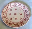 1976 Laura Ashley Johnson Brothers Ironstone Petite Fleur 6 1/4 Plate