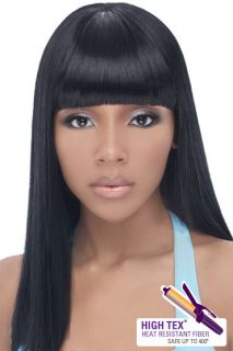 Outre Quick Weave Complete Cap Synthetic Hair Wig   BRIE (HighTex)