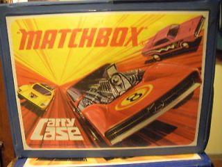 matchbox 48 car carry case