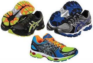 ASICS GEL NIMBUS 14 MENS SNEAKERS ATHLETIC RUNNING SHOES ALL SIZES