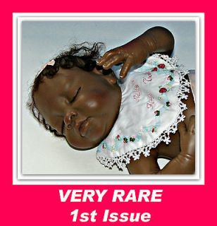 "Ashton Drake  Reborn Ethnic Baby ""KYRA"" by Carol Kneisley–""So"